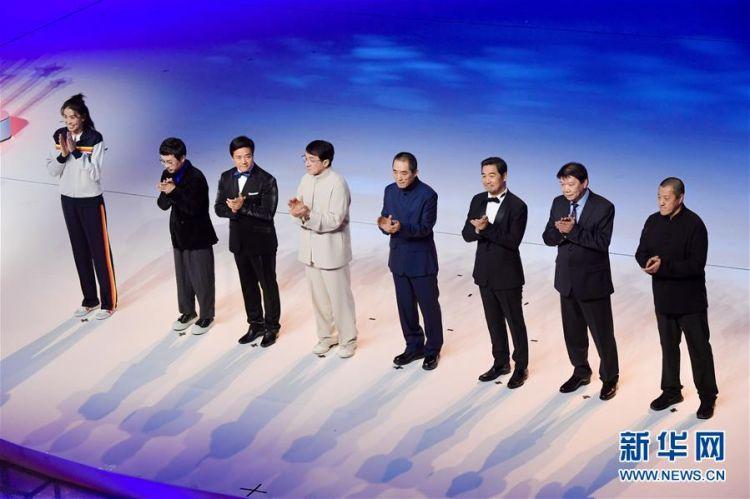 (文化)(10)第28届中国金鸡百花电影节开幕