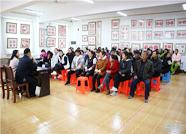 利津县公安局郑家警务室交通安全教育进校园