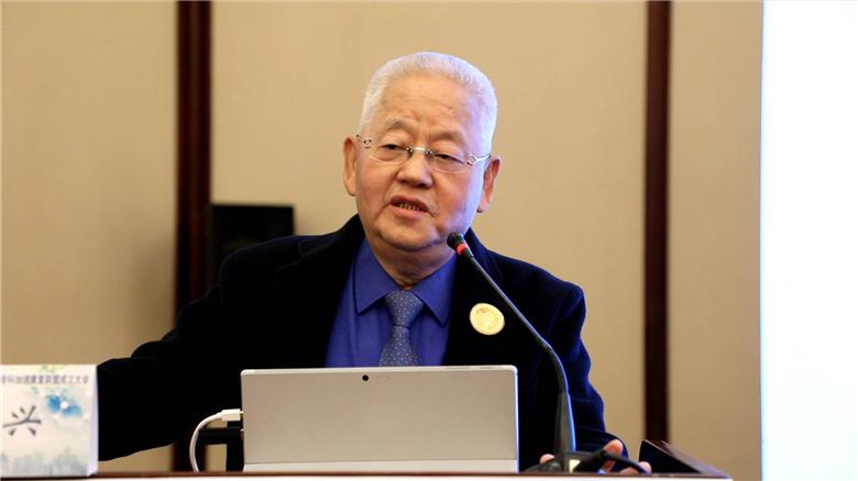 白求恩公益基金会理事长、北京协和医院邱贵兴院士致辞