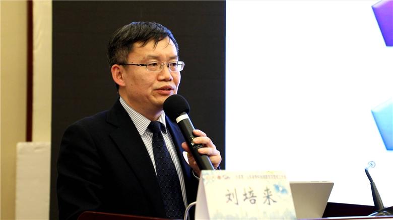 8山东大学齐鲁医院刘培来教授主持会议
