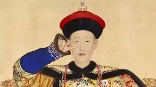乾隆皇帝:画画,我不要你觉得,我要我觉得