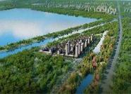 东营耿井水库周边生态环境建设工程开工