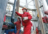 胜利工程西南分公司加快中石化重点探井施工进度