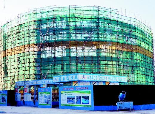 记者实地探访:淄博这些学校建得咋样了