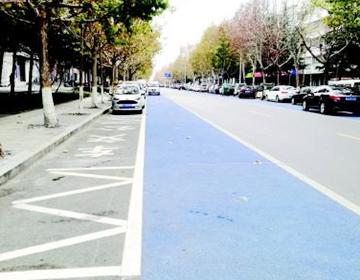 潍坊桐荫街整体改造全部完成 处处充满人性化
