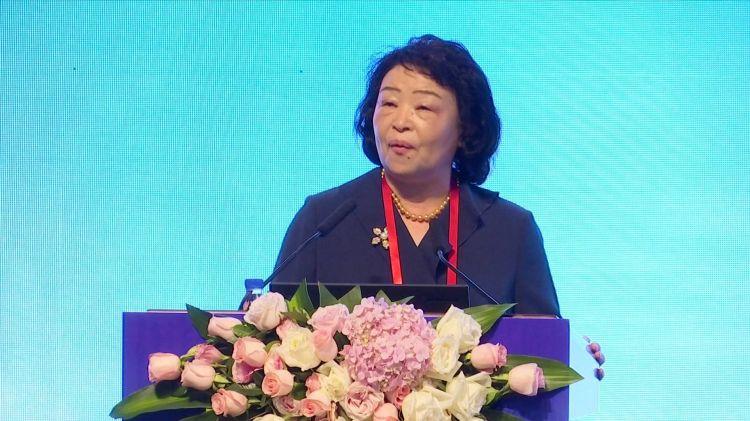 6中国中西医结合学会会长 中国工程院院士 陈香美教授致辞.JPG