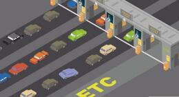 全省首个ETC智慧停车云平台在日照上线运营