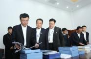 王魯明到高區參加指導民主生活會
