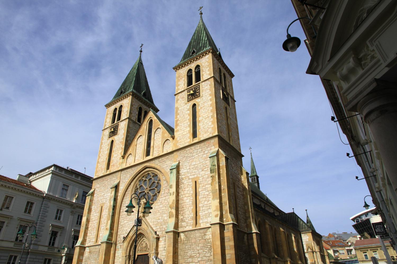 10、萨拉热窝老城教堂
