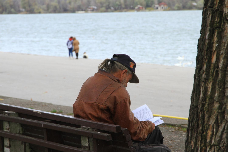 88、多瑙河边的阅读者