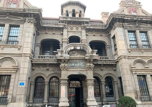 行走的济南老建筑