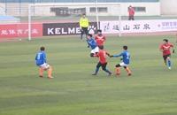 用画面留存青春的记忆—2019年山东省业余足球超级联赛四强对决
