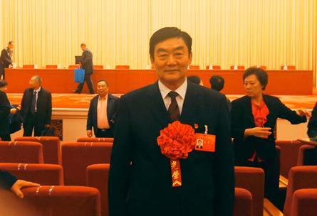 """河口区退休干部王玉清被表彰为""""全国离退休干部先进个人"""""""