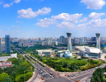 潍坊城区四大环岛改造完成, 通行更加顺畅!