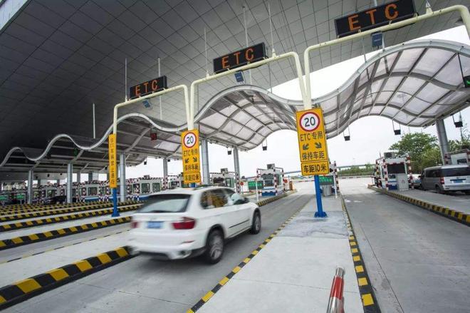 北京218個高速收費站啟用不停車稱重