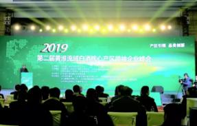 名酒产区大咖论道 2019黄淮流域白酒核心产区领袖企业峰会召开