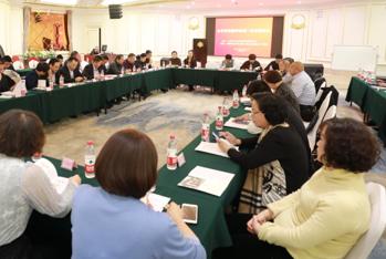 山东省驻疆单位第二次定期会议在乌鲁木齐市召开