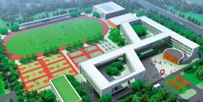 因投资模式变更 张店区科技苑中学建设项目施工终止