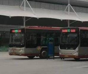 淄博公交东站24条线路候车点变更,别坐错