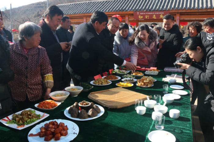 日照志愿服务项目助推村庄旅游发展