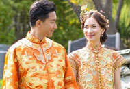 韩庚卢靖姗官宣结婚喜讯:你好,我的爱人