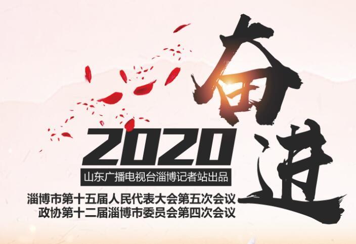 奋进·2020淄博两会