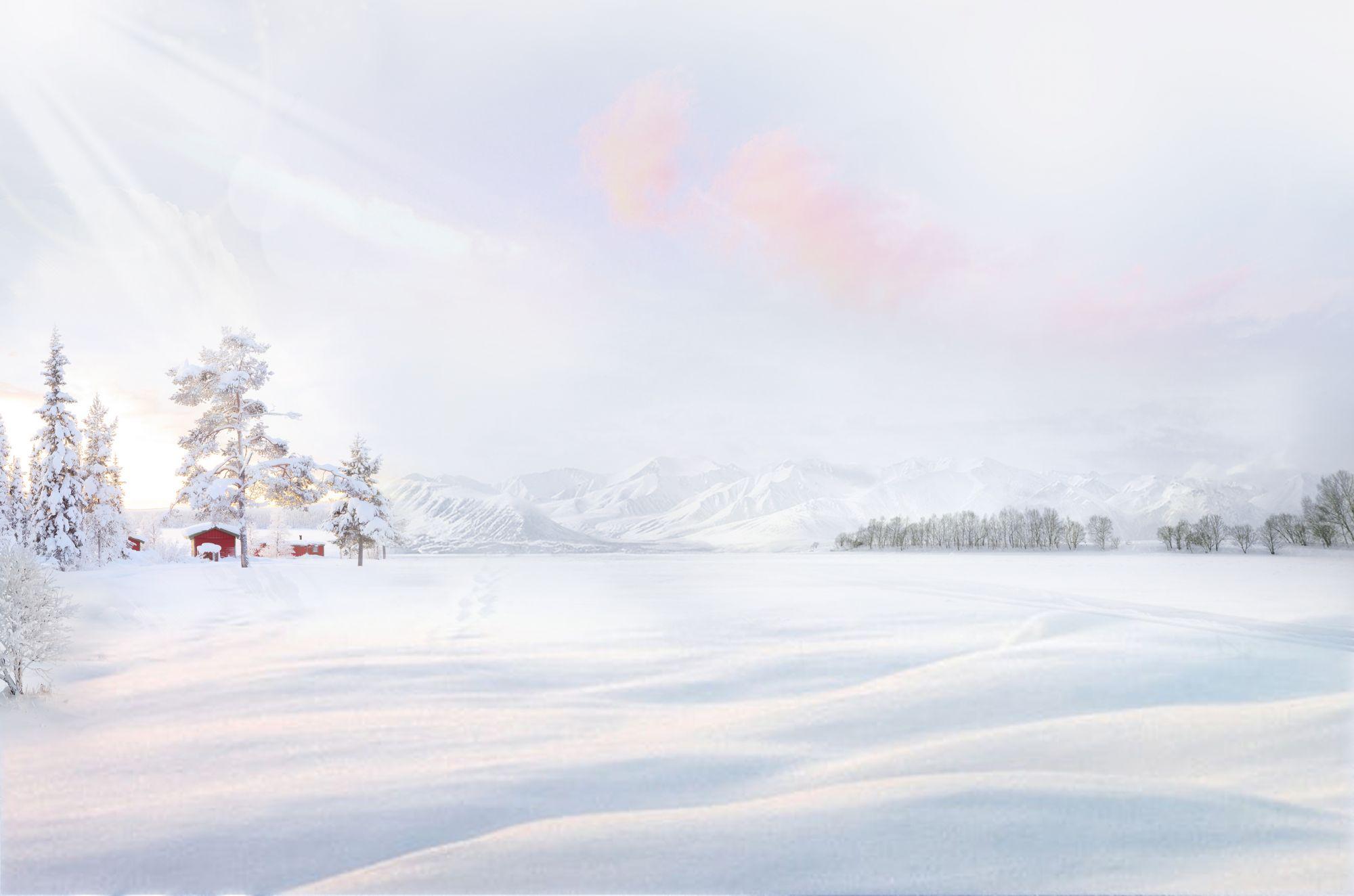 雪天老年人防跌倒 应采取正确救助、康复措施