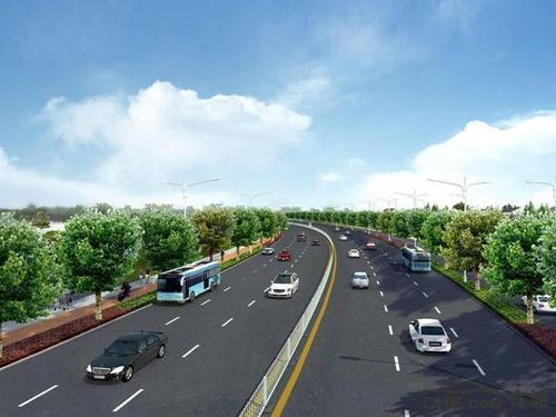 济南至高青高速公路 淄博段率先启动放线清点工作