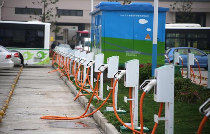 超40万台 2019年充电设施建设平稳增长