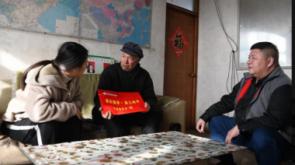 福彩圆梦·孤儿助学 34名学生每人领到10000元助学金