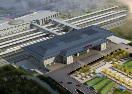 """淄博站改造工程设计方案通过""""国考"""""""