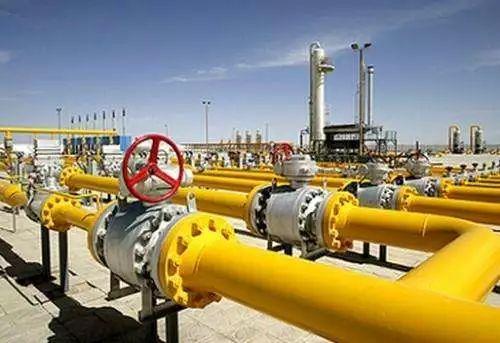 淄博西南部有了天然气大气源