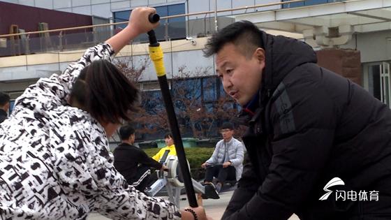 逐梦省运·活力日照丨他放弃高校教师职位,从零组建日照皮划艇队,如今培养多位亚洲冠军