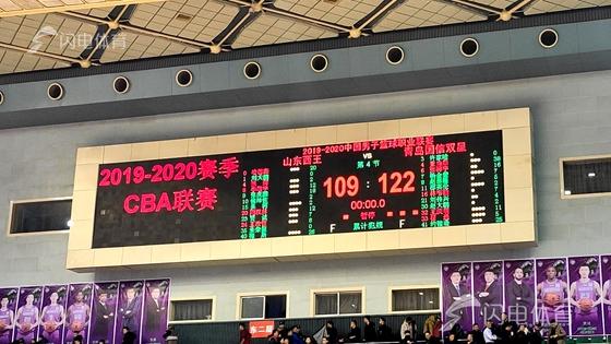 山东男篮主帅赛后总结有两点不满 吴庆龙一句话点评比赛