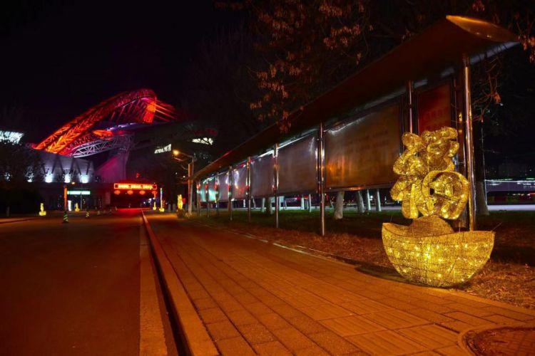 淄博市体育中心春节不打烊