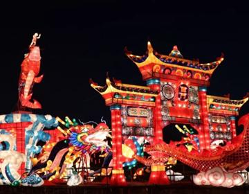 春节期间,潍坊这些地方有灯会、庙会、联欢会!