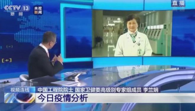 何時能有疫苗?白巖松提問專家