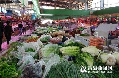 定心丸!青岛蔬菜畜禽产品能充分保障市场供应