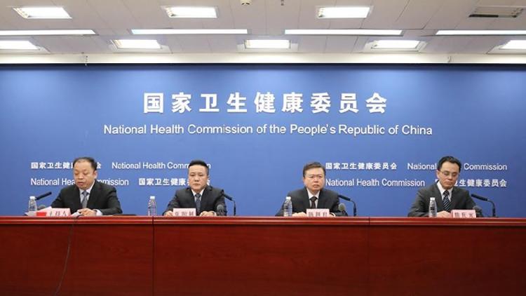國家衛健委介紹疫情防控重點人群和社區防護情況