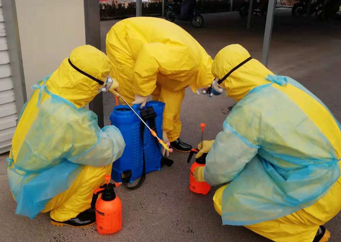 淄博:对新型冠状病毒感染的肺炎密切接触者进行集中隔离医学观察