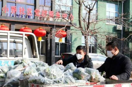 博山区域城镇小乔社区党支部书记李勇:坚决守护群众生命健康