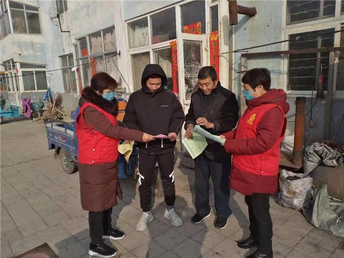 滨海精细化工产业园(刁口乡):五支队伍齐用力  防控网络牢又密