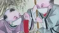 扑灰年画、高密剪纸……潍坊非遗助力抗击疫情