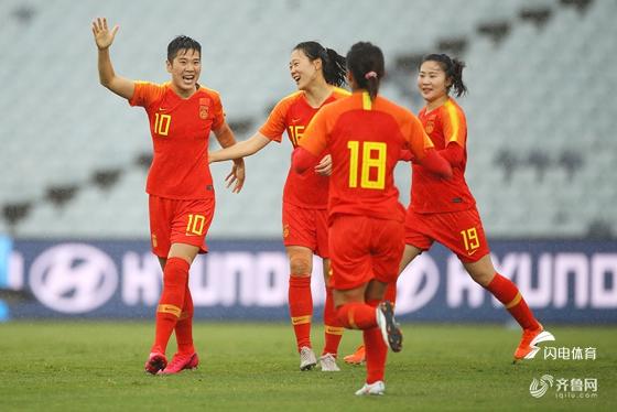 中国女足次战台北需全力争胜 末轮将迎真正考验