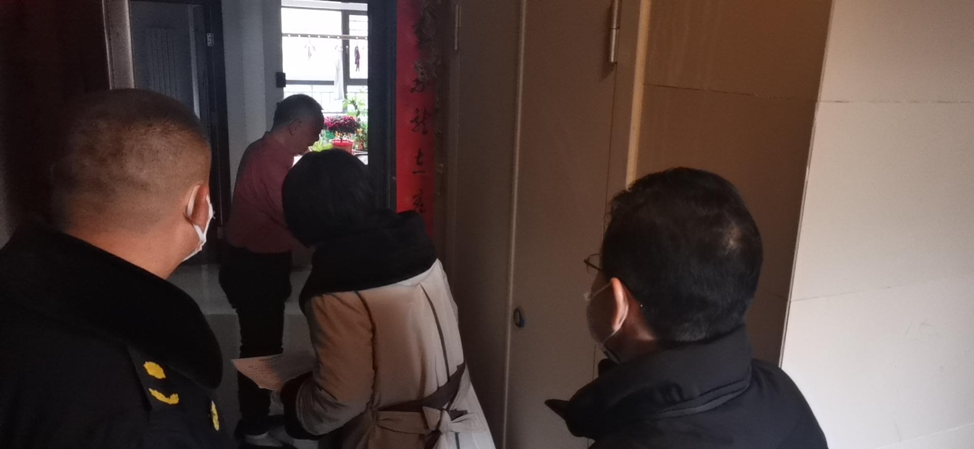 坚守防疫一线!济南市体育局24名党员干部下沉社区