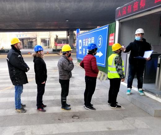 加速!济南地铁2号线地下盾构作业全面复工 每天保证掘进12米