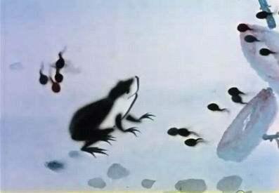 《小蝌蚪找妈妈》动画设计矫野松去世