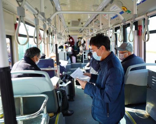 济南:优化服务流程 机场实行登记送站服务