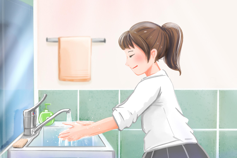为什么洗手能防呼吸道传染病?专家释疑