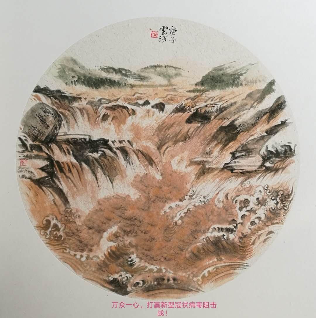 杜云河作品二幅2